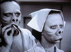 No television show exerted more influence on the state of American science fiction than The Twilight Zone, the little morality plays of a former Army private. Science Fiction, Pulp Fiction, Portal, Twilight Zone Episodes, E Mc2, Vintage Tv, Vintage Horror, Old Tv, Classic Tv