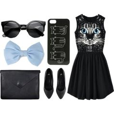 Cats Fashion Look