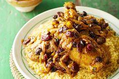 Goddelijke Marokkaanse zoet-hartige couscous met kip – Culy.nl