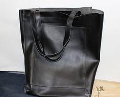 ©Бусинка: Большая черная сумка из сайта Rosegal - отзыв.