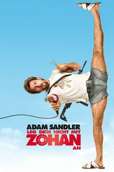 You Don't Mess with the Zohan 2008 full Movie HD Free Download DVDrip