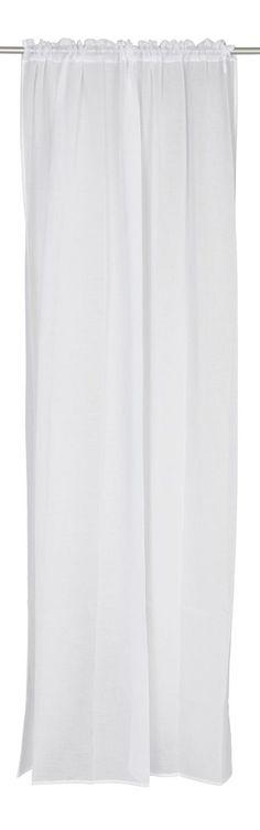 Kotikulta Verho on valmistettu 100 % polyesterista. Kauniisti laskeutuvan verhon koko on 140 x 240 cm. Verhon yläreunassa on tankokuja ripustusta varten. Väri valkoinen.- 30 asteen konepesu- Ei valkaisua- Ei rumpukuivausta- Ei kemiallista pesua- Yhden pisteen silitys