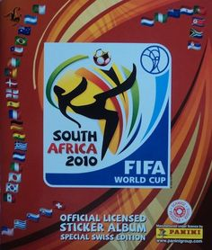 The Most Collectible Panini World Cup Sticker Albums #worldcup #paninistickers