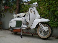 1965 lambretta tv 200