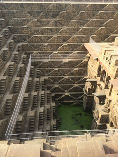 Indian Stepwell, 2015 (photo by Catherine Wells)