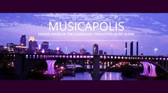 Musicapolis: Weekend Packages showcasing the sights & sounds of the Minneapolis music scene to visitors from around the world.