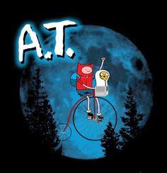 Adventure Time! - E.T.