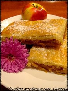 Strudel, Confectionery, My Recipes, Cornbread, Foodies, French Toast, Food And Drink, Cheese, Breakfast