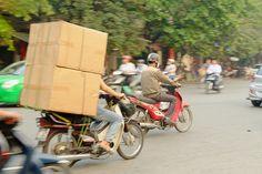 Street Life - Hanoi (Subtitle Asia Overloaded #13)
