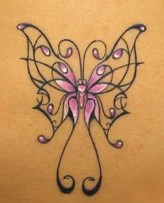 Butterfly tattoos ideas images