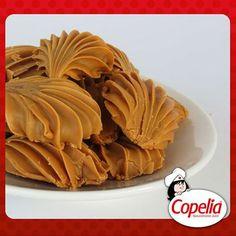 Disfruta del delicioso sabor del arequipe yel sabor de la tradición con las conchitas de  Copelia ¿Son deliciosas, no?