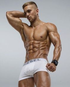 Mens Underwear World ( Big Muscle Men, Muscle Boy, Hot Guys Eye Candy, Hommes Sexy, Muscular Men, Male Physique, Male Beauty, Slip, Boxers