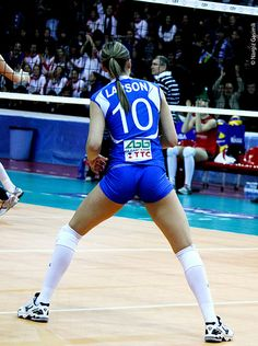 Volleyball Photos, Female Volleyball Players, Women Volleyball, Beach Volleyball, Nice Asses, Athletic Women, Female Athletes, Summer Wear, Champions League