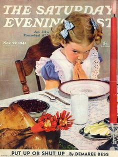 So very darling. #vintage #Thanksgiving #holidays #1940s #children
