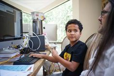 Computer programing is a skill uniquely suited to training children how to solve problems and to express themselves, and many educators think it should be part of the basic curriculum, even for grade schoolers.