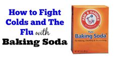 How To Fight Colds and The Flu With Baking Soda  HealthyTipsAdvice http://ift.tt/2jmXHVv