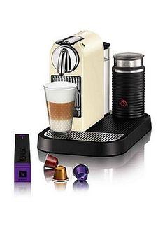 Nespresso, Citiz & Milk kermanvalkoinen kapselikeitin