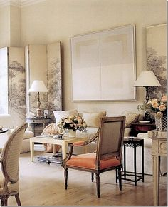 RAINBOW OF ROOMS | Mark D. Sikes: Chic People, Glamorous Places, Stylish Things