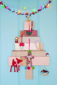 Xmas tree - Weihnachtsbaum einmal anders
