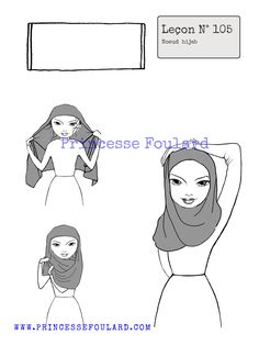 Tuto et modèles de noeud de foulard - Cartes à nouer gratuite à imprimer d2638750cf6
