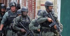 Small Town Police Are Tooling Up With Elite Military Hardware - http://theconspiracytheorist.net/commentary/small-town-police-are-tooling-up-with-elite-military-hardware-6/