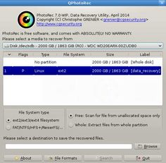 10 Data Recovery Tools You Can Download For Free [Windows]