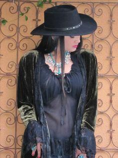 ❤ Cowgirl Fashions ;) Marrika Nakk Velvets