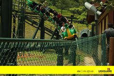 Adrenaline rush aye? Legoland Malaysia, Joy Ride, Fair Grounds, Fun, Travel, Viajes, Destinations, Traveling, Trips