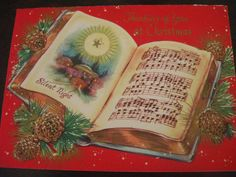 Christmas Hymnal.