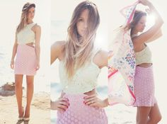 PASTEL BABY (by Friend in Fashion *) http://lookbook.nu/look/4125966-PASTEL-BABY