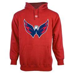 fbf09287b Washington Capitals 5th   Ocean by New Era Women s Tri-Blend Fleece Scoop  Neck Pullover Sweatshirt – Navy Red