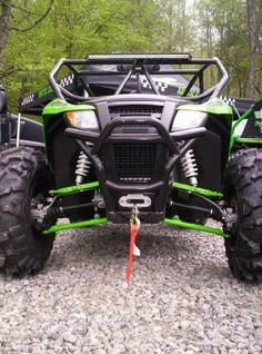 VIPER Max 5000lb ATV//UTV Winch Kit with 40 feet BLACK Synthetic Rope