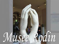 Since 1919, the sculptures of Auguste Rodin have been housed in a mansion known as the Biron Hotel.