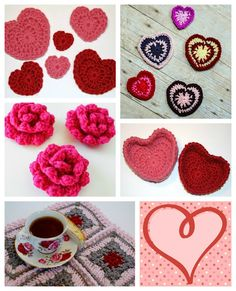 Free Valentine's Day Patterns