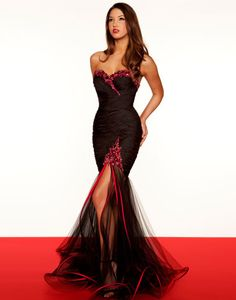 Dresses, Formal, Prom Dresses, Evening Wear: Full Length One ...