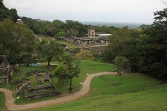 Palenque is considered to be the most beautifully conceived of the Mayan city-states and one of the loveliest archaeological sites in the world. ChiapasMayaPalenqueRuins461