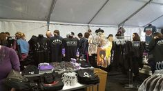 Merchandise at Paisley Park  October 2016