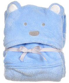 Carter's Sherpa Blanket – Blue-One Size « Clothing Impulse