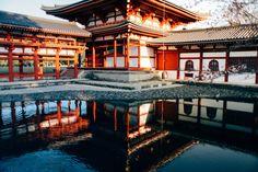 Byodo-in Temple - Location : Kyoto, Japan