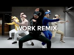 Work(Remix) - Rihanna / Sori Na Choreography - YouTube