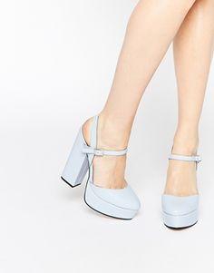 9ccd898ffb03ae ASOS PROSPER Platforms Asos Shoes