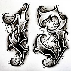 Chicano Tattoos Lettering, Tattoo Lettering Design, Graffiti Lettering Fonts, Tattoo Script, Card Tattoo Designs, Alphabet Tattoo Designs, Tattoo Fonts Alphabet, Tattoo Design Drawings, Dark Art Tattoo
