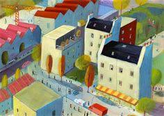 Olivier Tallec. Amazing Illustrator ~ Blog of an Art Admirer