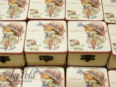 Sarah Kay, Decoupage, Decorative Boxes, Painted Boxes, Decorative Storage Boxes