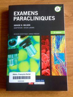 Examen paracliniques