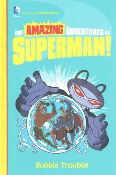 Superman and Aquaman join forces to stop Black Manta from flooding Metropolis and cities around the globe with a device that creates giant bubbles of ocean water.