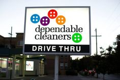Dependable Cleaners in Lakewood Colorado - Drive Thru - Image by: dcleaners.com