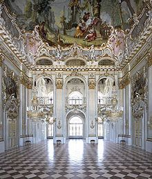 Nymphenburg Palace , Munich