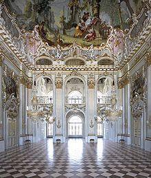 Nymphenburg Palace , Munich