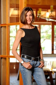 Wendie Malick arm workout